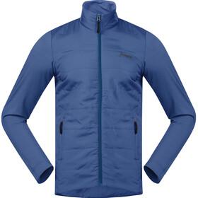Bergans Stranda Hybrid Jacket Men Ocean/Dark Navy